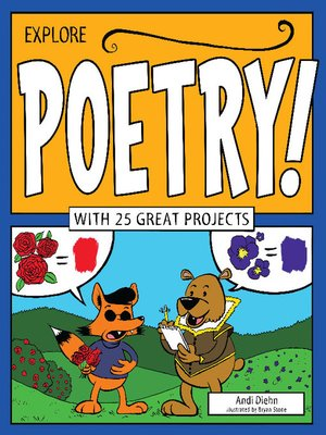 cover image of Explore Poetry!