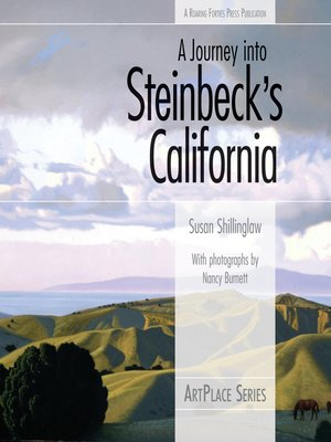 cover image of A Journey into Steinbeck's California