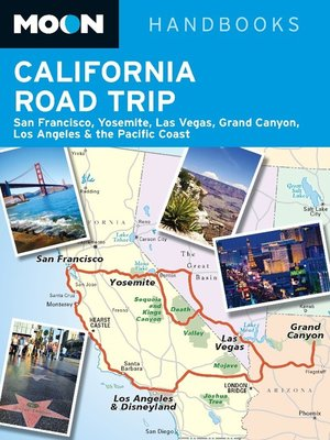 cover image of Moon California Road Trip