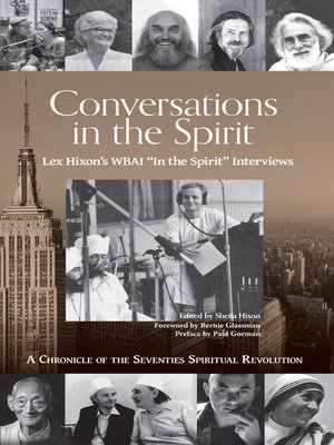cover image of Conversations in the Spirit