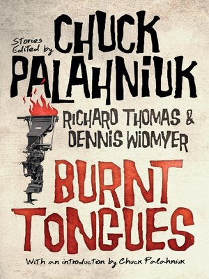 cover image of Burnt Tongues