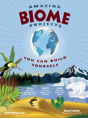 cover image of Amazing Biome Projects