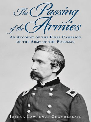 cover image of The Passing of the Armies
