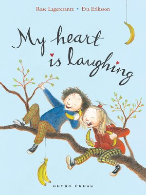 cover image of My Heart is Laughing