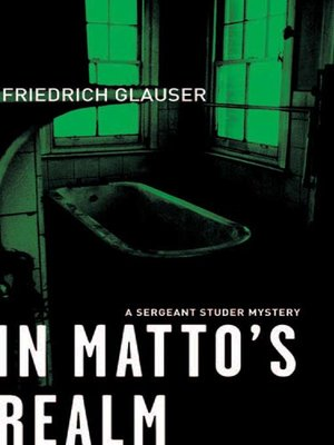cover image of In Matto's Realm