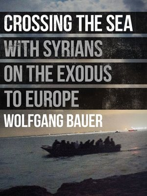 cover image of Crossing the Sea
