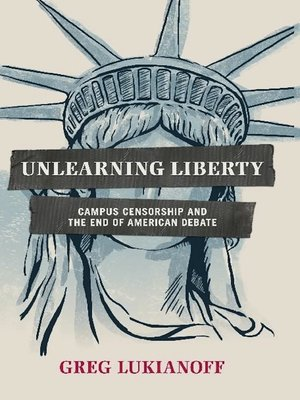cover image of Unlearning Liberty