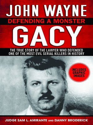 cover image of John Wayne Gacy