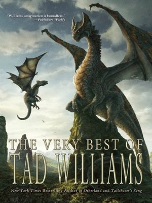 cover image of The Very Best of Tad Williams
