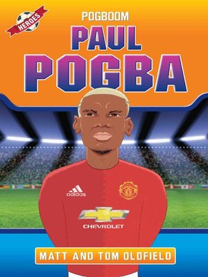 cover image of Paul Pogba