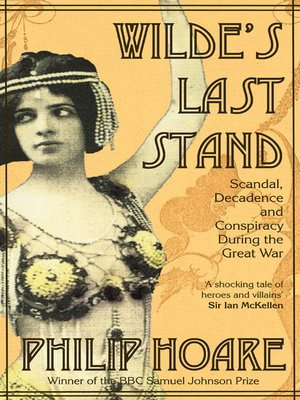 cover image of Wilde's Last Stand