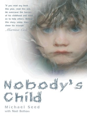 cover image of Nobody's Child