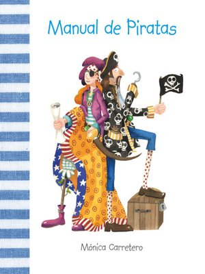 cover image of Manual de Piratas