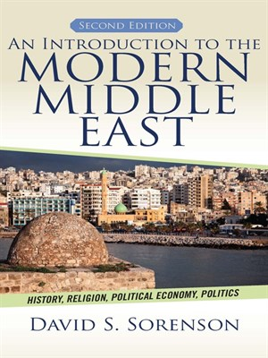 the history of the modern middle east pdf