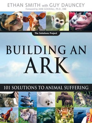 cover image of Building an Ark