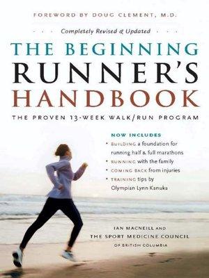 cover image of The Beginning Runner's Handbook
