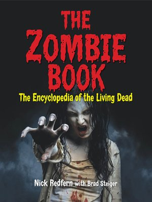 cover image of The Zombie Book