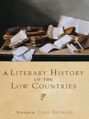cover image of A Literary History of the Low Countries