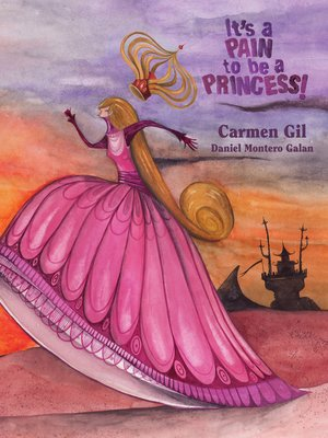 cover image of It's a Pain to Be a Princess!
