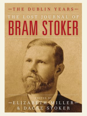 cover image of The Lost Journal of Bram Stoker