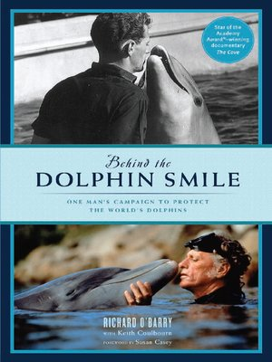 cover image of Behind the Dolphin Smile