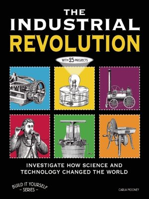 cover image of The Industrial Revolution