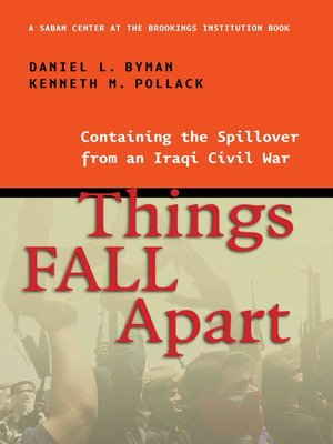 cover image of Things Fall Apart