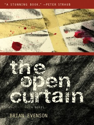 cover image of The Open Curtain