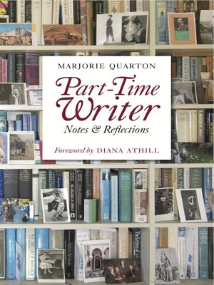 cover image of Part-Time Writer