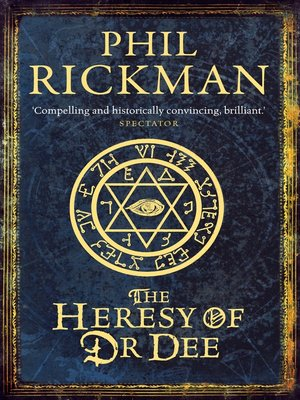 cover image of The Heresy of Dr Dee