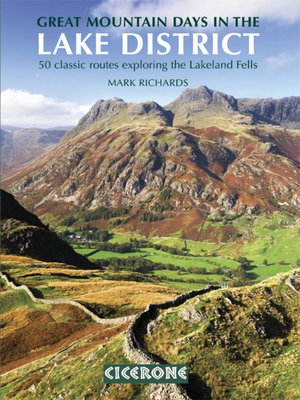 cover image of Great Mountain Days in the Lake District
