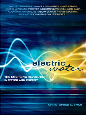 cover image of Electric Water