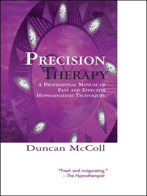 cover image of Precision Therapy