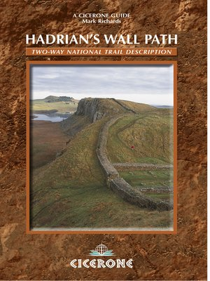 cover image of Hadrian's Wall Path