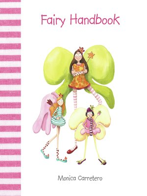 cover image of Fairy Handbook
