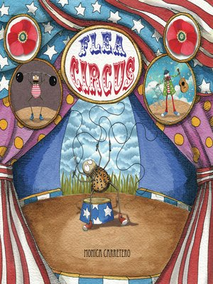 cover image of Flea Circus