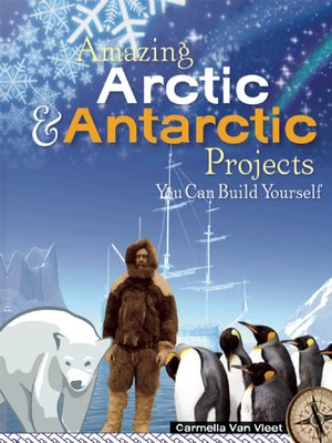 cover image of Amazing Arctic and Antarctic Projects
