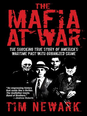 cover image of The Mafia at War