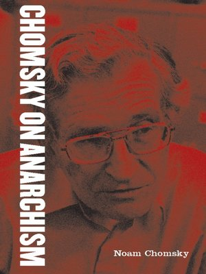 cover image of Chomsky on Anarchism