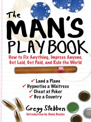 cover image of The Man's Playbook