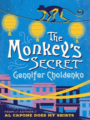 cover image of The Monkey's Secret