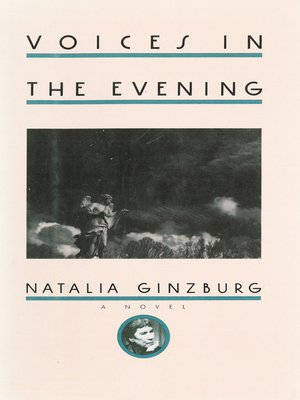 cover image of Voices In The Evening