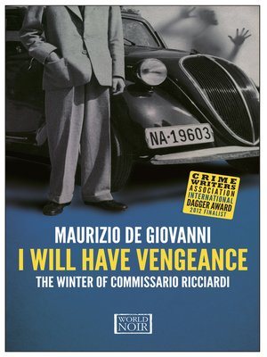 cover image of I Will Have Vengeance