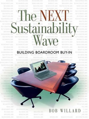 cover image of The Next Sustainability Wave