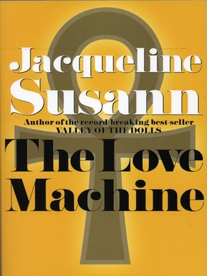 cover image of The Love Machine