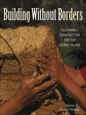 cover image of Building Without Borders