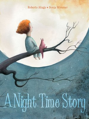 cover image of A Night Time Story