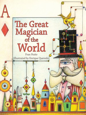 cover image of The Great Magician of the World