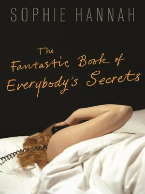cover image of The Fantastic Book of Everybody's Secrets