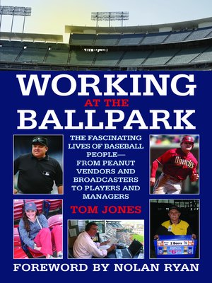 cover image of Working At The Ballpark